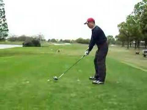 20 golf swing left handed  ゴルフスイング 高尔夫 挥杆