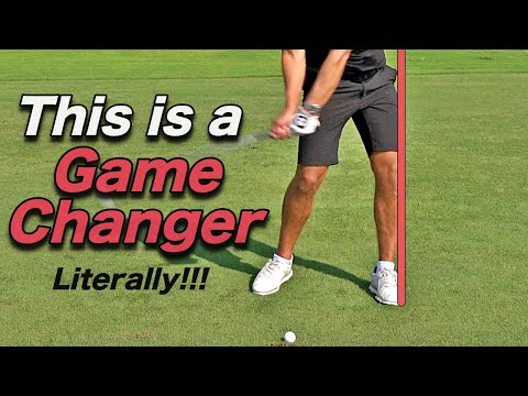 GOLF IMPACT LIKE THE GOLF PROS | How the best golfers strike their irons so well