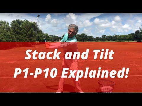 Stack and Tilt P1-P10 for Better Ball Striking   Golf Tips   PGA Golf Pro Jess Frank