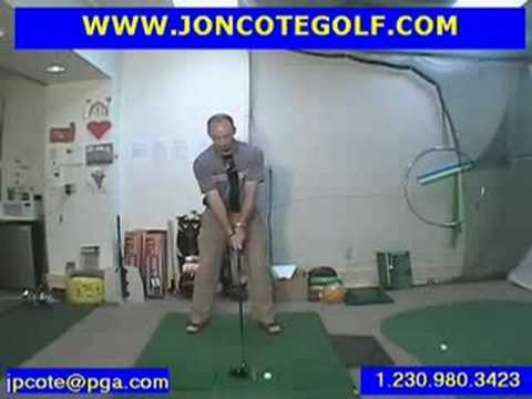 Cote Golf Instruction/Driver lesson