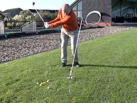 Golf Swing Plane – 10 degree shaft drill