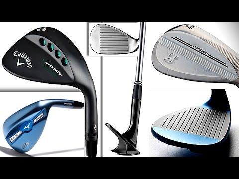 Golf's Best Wedges for 2016 | PGA Equipment Guide