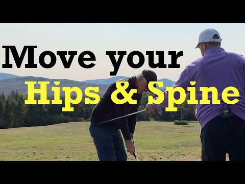Make the Biggest Turn You Can – Golf Lesson – IMPACT SNAP