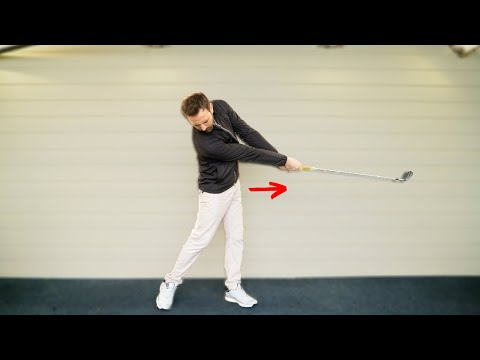 THE MISSING MOVE THAT WILL HELP YOU HIT THROUGH THE GOLF BALL