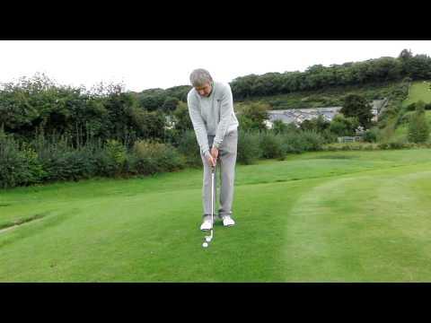 David Keating Golf Tips-Chipping
