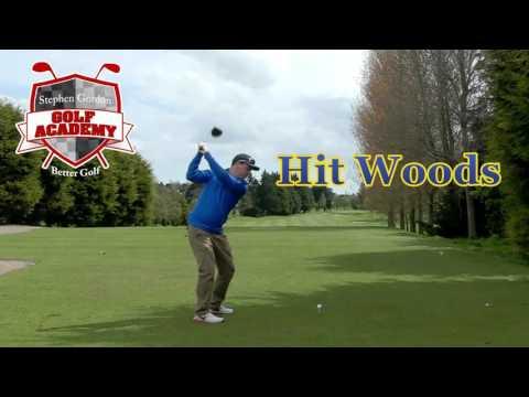 Beginners in golf