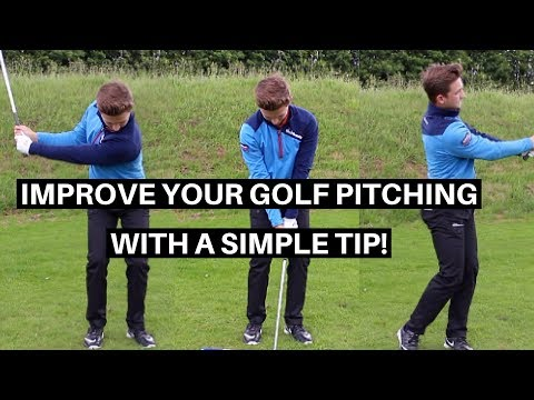 IMPROVE YOUR GOLF PITCHING (WITH A SIMPLE TIP)