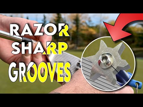Golf Club Groove Sharpener Review
