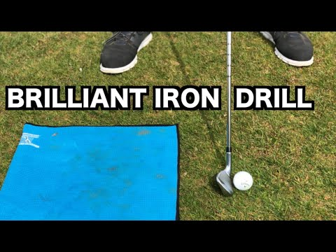 SIMPLE WAY TO HIT YOUR GOLF IRONS