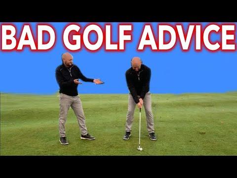 The WORST Golf Advice GOLFER'S Give! Simple Golf Tips