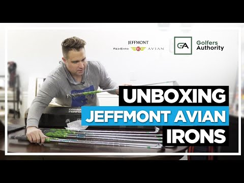 Unboxing Jeffmont Avian Irons, Are Custom Golf Clubs Really That Good?