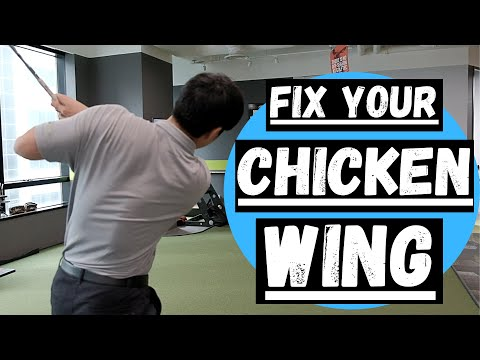 HOW TO FIX THE CHICKEN WING