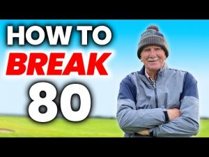 HOW TO BREAK 80 IN GOLF WITH THE 180 YARDS METHOD! ✅