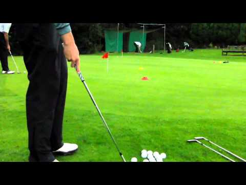 Golf tips and drills Great chipping drill read description