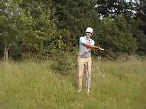 Golf Chipping Tip