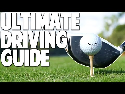 ULTIMATE DRIVING GUIDE | Simple Moves To Transform Your Golf Swing