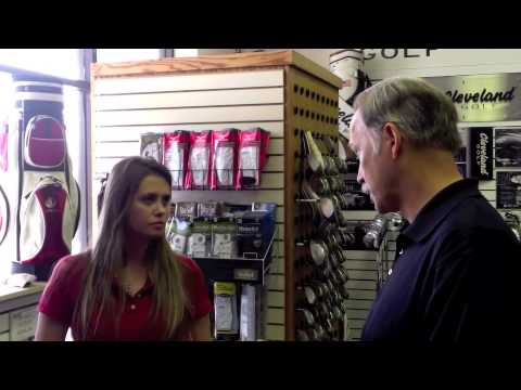 Buying a Beginning Set of Golf Clubs