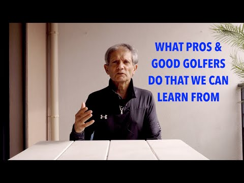 top ten pointers from golf pros to learn from