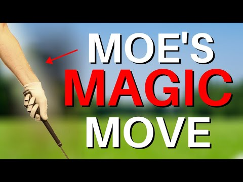 HOW DID MOE NORMAN HIT THE BALL SO STRAIGHT?