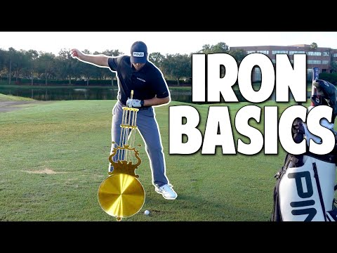 Iron Basics For Straighter Golf Shots