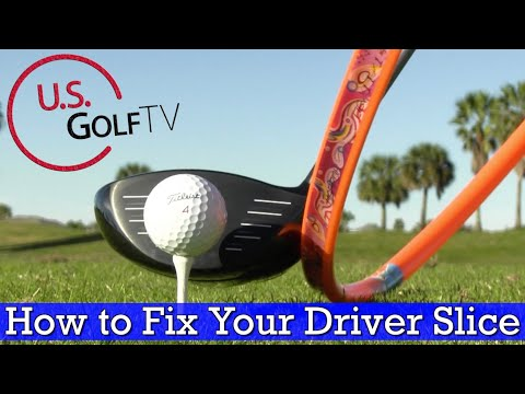 Why Do I Only Slice My Driver? [GOLF DRIVER TIPS]