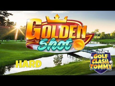 Golf Clash tips, Golden SHOT – The Milano Edition  *HARD* –  7 (4 HIO) shots, GUIDE!