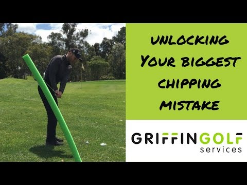GOLF TIPS: UNLOCKING your biggest chipping mistake