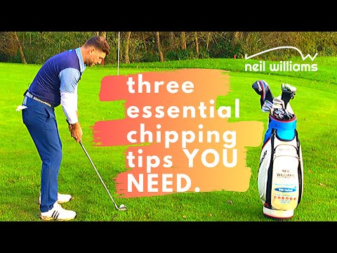 3 Essential Chipping Tips You Need