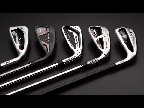 Best Irons for a High Handicap Golfer