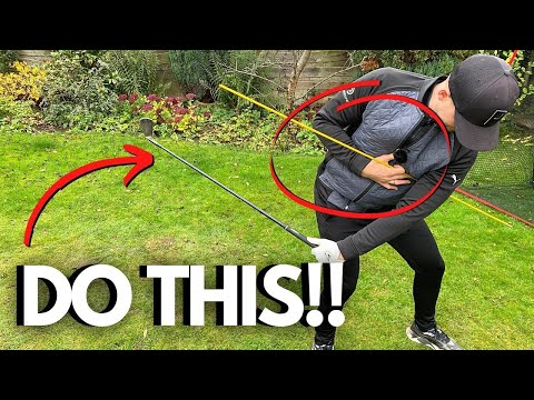 The Golf Swing is SO MUCH EASIER When you know this DRILL