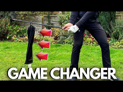 EASIEST WAY TO LOAD AND RELEASE THE GOLF CLUB FOR MAXIMUM POWER