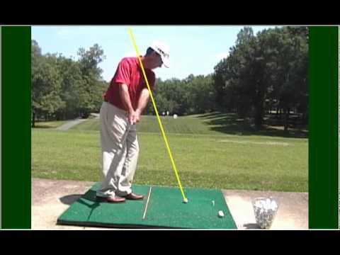 Mark Marshall, PGA Swing Plane Practice Drill