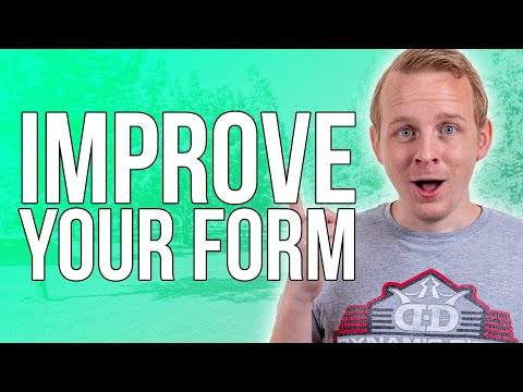 Top 5 best drills to improve your backhand form! | Disc Golf Beginner's Guide