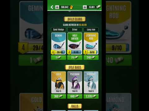 Ultimate Golf Beginners Guide Detailing Early Club Advice and In App Purchases
