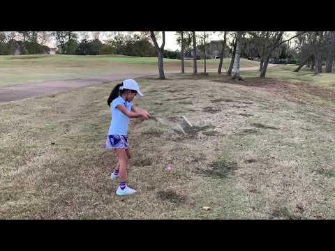 6 Year Old Golf Swing