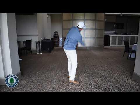 Indoor Golf Drills – Swing Practice (Pt. 2)