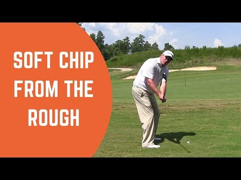 Chipping Tips – Soft Chip from the Rough – Tyler Dice Golf