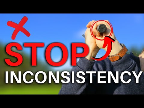 THIS WILL MAKE YOUR GOLF SWING INCONSISTENT