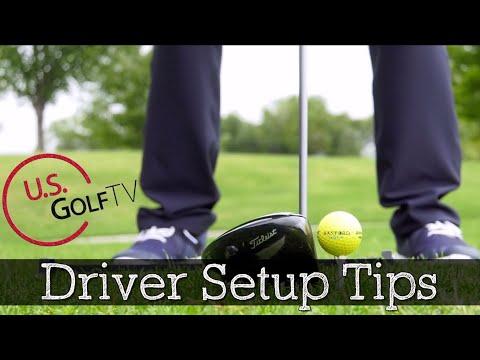 Driver Setup vs Irons Setup – 3 Simple Tips