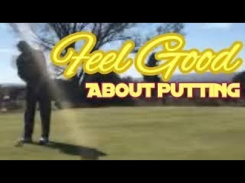 Putting tips • TRY arm lock putting | I made three putts rolling at once!