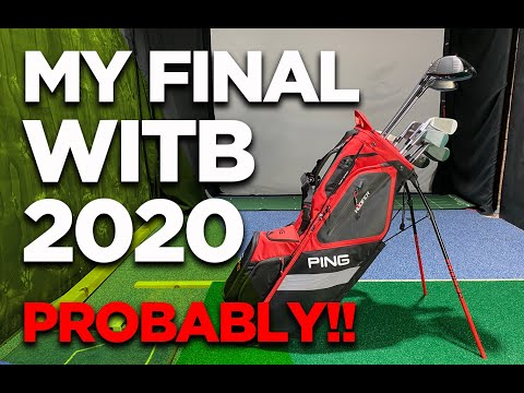 MY FINAL WITB FOR 2020, PROBABLY!!