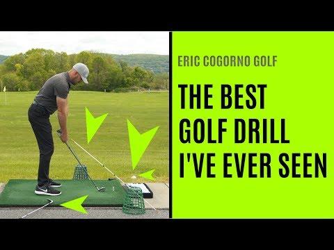 GOLF: The Best Golf Drill I've Ever Seen