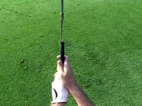 The Perfect Golf Grip