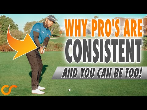 How You Can Get A Consistent Golf Swing