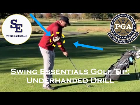 Swing Essentials Golf Tip:  Instruction – On-Plane