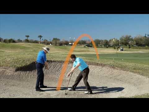 Moe Norman 'Sandy Andy' Sand Wedge Demo with Todd Graves » Bunker Tip—Get Out & On With Ease