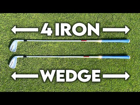 Can THESE One Length Clubs Make You More Consistent?