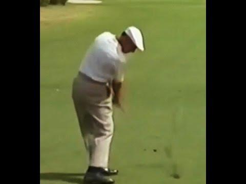 Hogan Swinging Left Drill