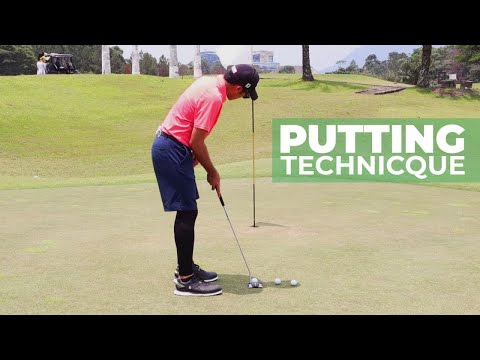 Tips & Trik Golf Bersama Pro #9: Putting Technique