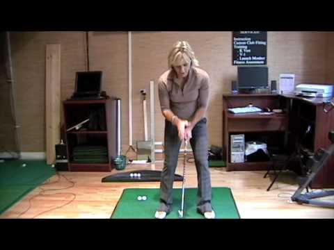 Plane Truth Certified Instructor Krista Dunton Golf Tips